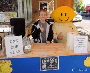 Lemonade Day 2015